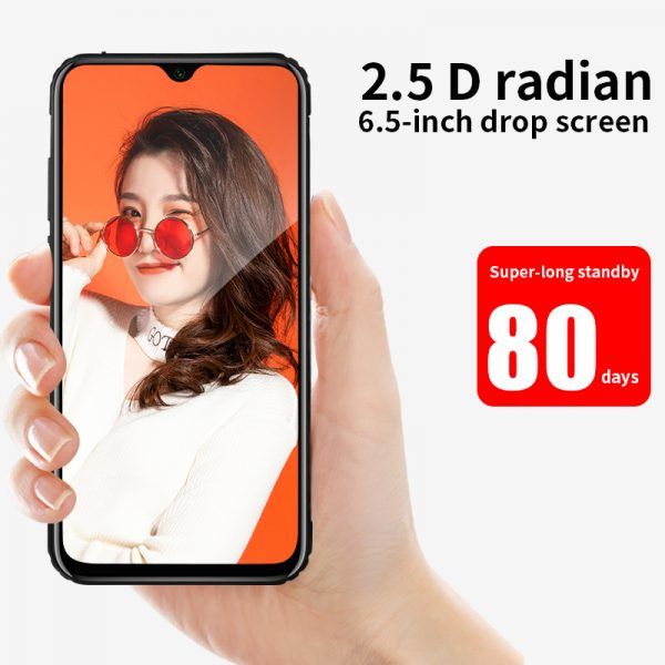 Z15 The best smartphone 2020 | 6GB+128GB | 6.5 inch Drop Screen (Military all-in-one aircraft low radiation super signal)