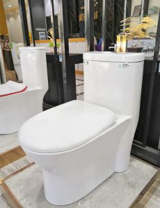 Comfortable WC Toilet Water Closet Bathroom Toilets for Hotel