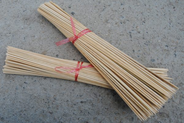 Bamboo Flower Stick, For plant /flower supporting
