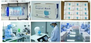 3ply medical surgical disposable masks
