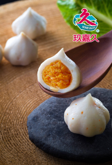 Fish Pasted (Surimi)Based Products: Fish Ball, Fortune Bag, Shrimp Paste