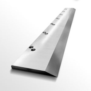 Guillotine knife