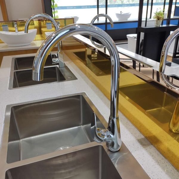 LSN-A4915 Brass bathroom hotel household faucet