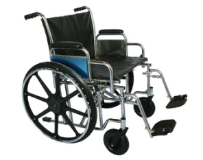 WHEEL CHAIR HEAVY DUTY JMC-6122HD